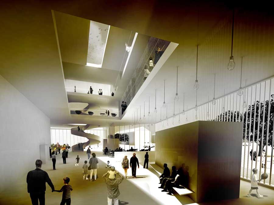 Gestion de Centros Culturales, civicos y sociales