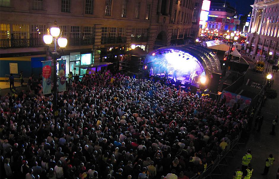 Produccion de festivales y eventos