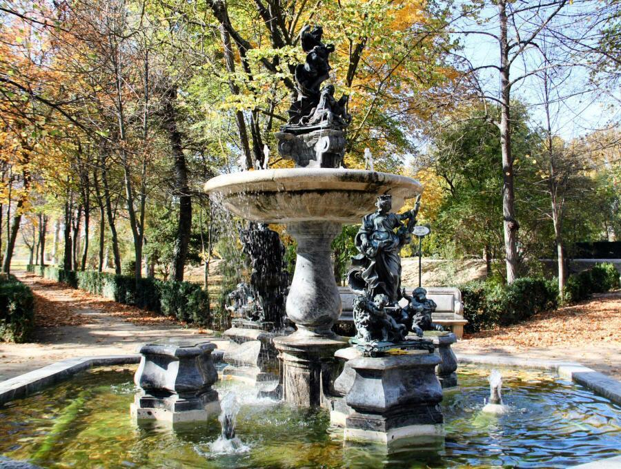 Visitas guiadas aranjuez abside gestion cultural madrid for Los jardines de aranjuez