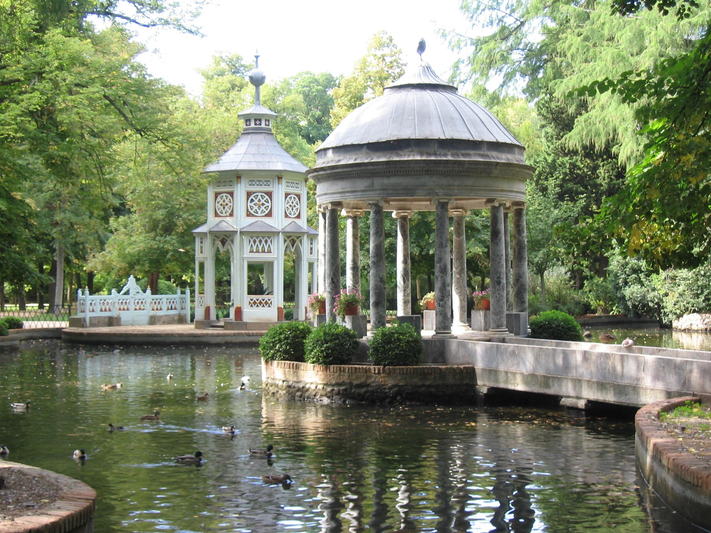 Visitas guiadas aranjuez abside gestion cultural madrid - Jardin del principe aranjuez ...