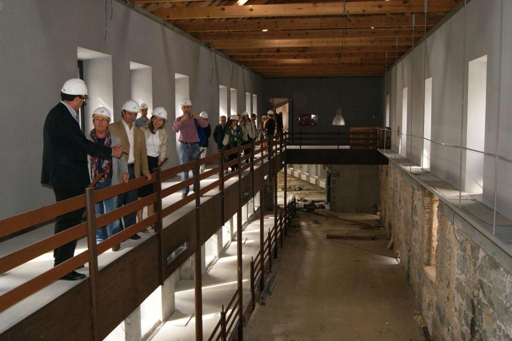 Asesoramiento historico-artistico para la rehabilitación arquitectónica