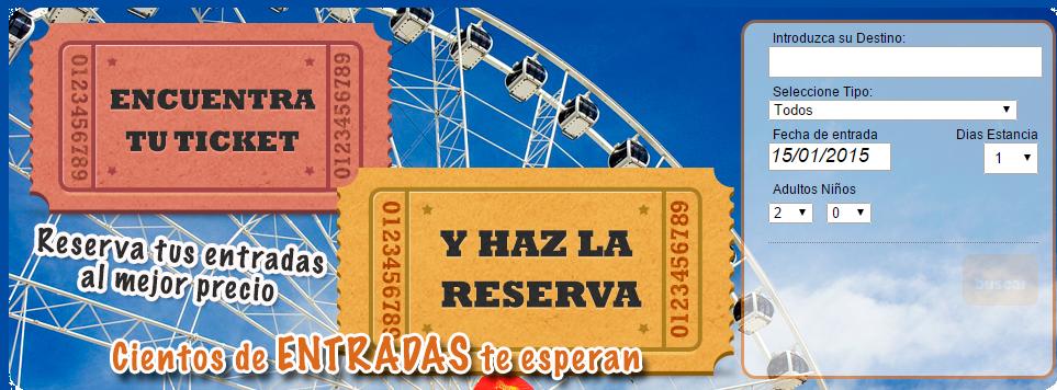Reserva Tickets