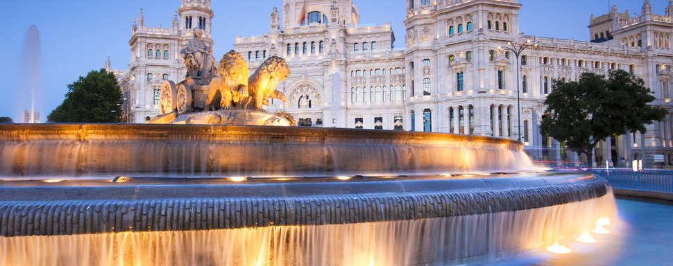 Visitas Guiadas Comunidad de Madrid